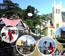 Taxi Services for Hire in Shimla Manali Taxi Tour Package